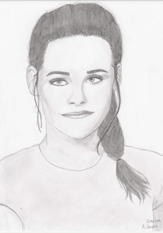 Kristen Stewart by jaj2307